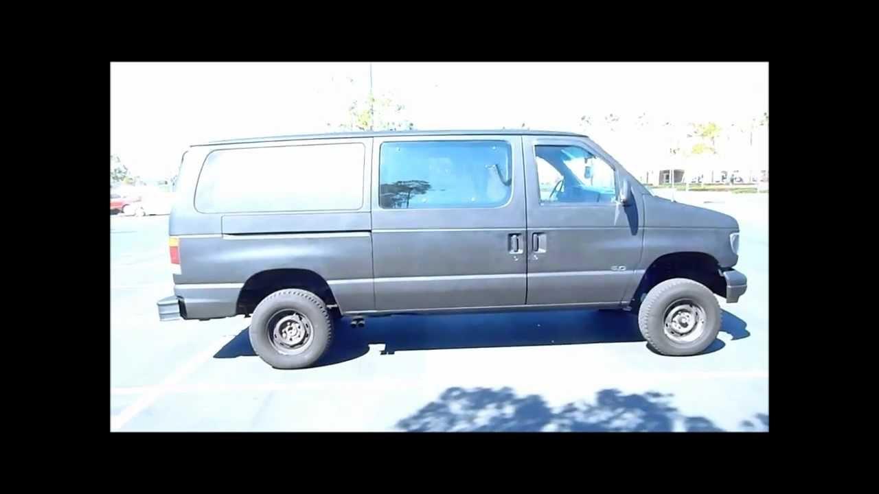 Action Van Suspension 5 U0026quot  2wd Lift Kit Bilstein 5100 Shocks
