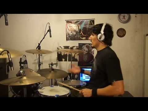 "Green Day - ""I fought the law"" Drum Cover"