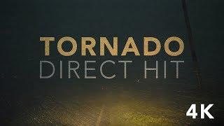 EF-1 Tornado Hits Car - Amber, OK - 5/2/18