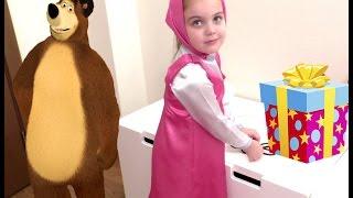 Маша и Медведь СЛАДКАЯ ВАТА Masha and the Bear Compilation Новые Серии 2016 Маша и Медведь