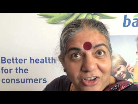 Vandana Shiva, Environmental activist - The new Political leadership in India