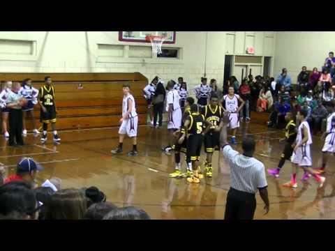 Benjamin Tasker vs Samuel Ogle middle school 12-02-2013