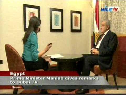 Ibrahim Mahlab Interview 3