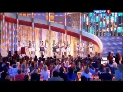 Субботний вечер с Веркой Сердючкой видео