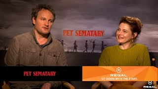 Pet Sematary: Sit Down with the Stars feat. Matthew Hoffman - Regal