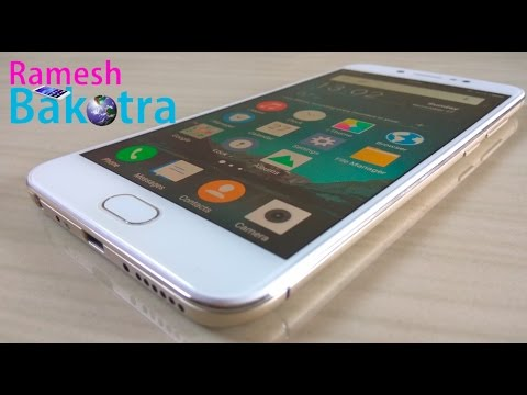 Vivo V5 Full Review and Unboxing