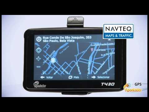 GPS APONTADOR T 430
