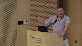 Cas Mudde - Fighting Back: Liberal Democratic Responses to the Populist Challenge, June 8, 2017