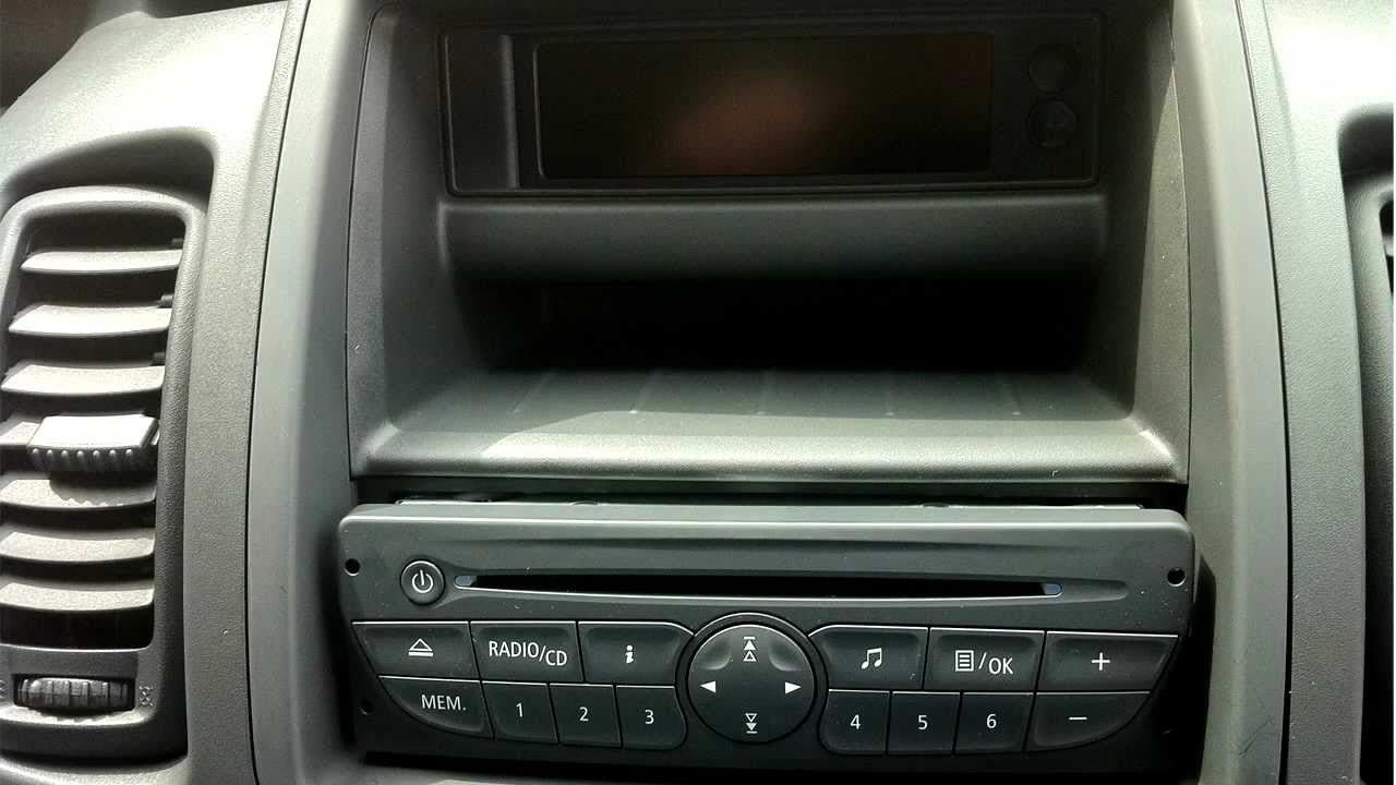vauxhall vivaro integration kit  user guide