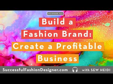 SFD062 Building a Profitable Baby Bag Fashion Brand with No Experience