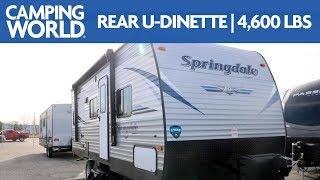 2020 Keystone Springdale 202RD | Travel Trailer - RV Review: Camping World
