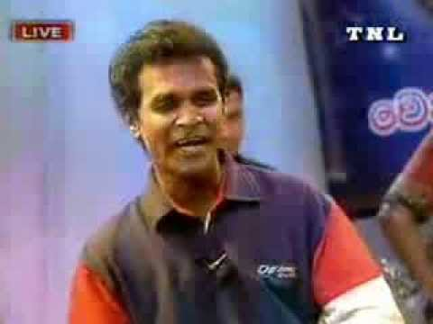 Bandu Samarasinghe Live In Tnl video