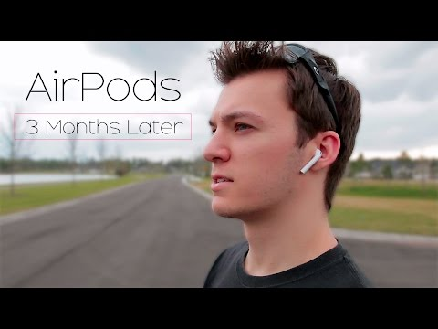 Apple AirPods Review (3 Months Later) - A $160 Joke?