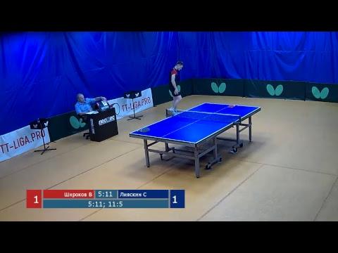 Настольный теннис. Лига Про. Турнир 8 сентября 2018г. Муж. Рейтинг 700-800