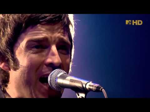 Oasis-Don't Look Back In Anger-Traduction Francais-(Live Wembley 2008 HD)