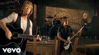 Watch Bon Jovi Lost Highway video