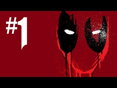 Deadpool Gameplay Walkthrough Part 1 – FREAKIN INSANE!! (Xbox 360/PS3/PC Gameplay HD)