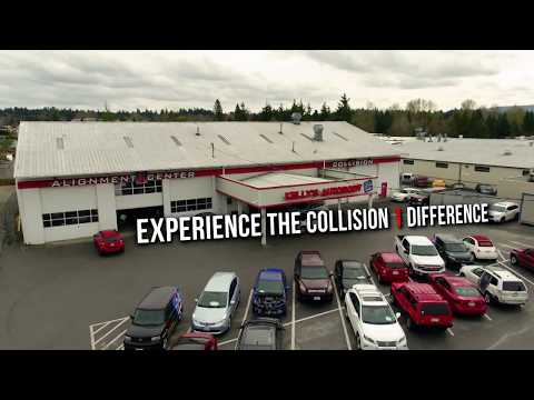 Experience the Collision 1 Difference | Auto Body Repair