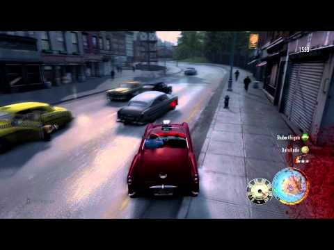 Mafia 2 Gameplay Hd 6870