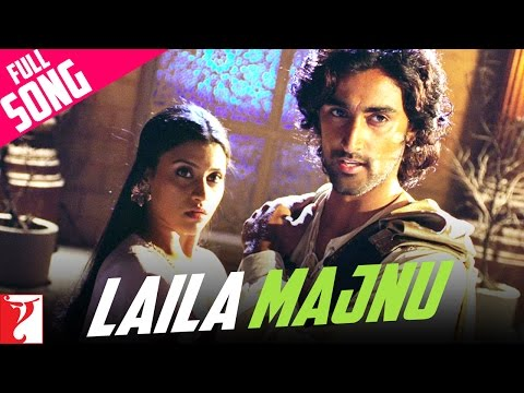 Laila Majnu - Song - Aaja Nachle video