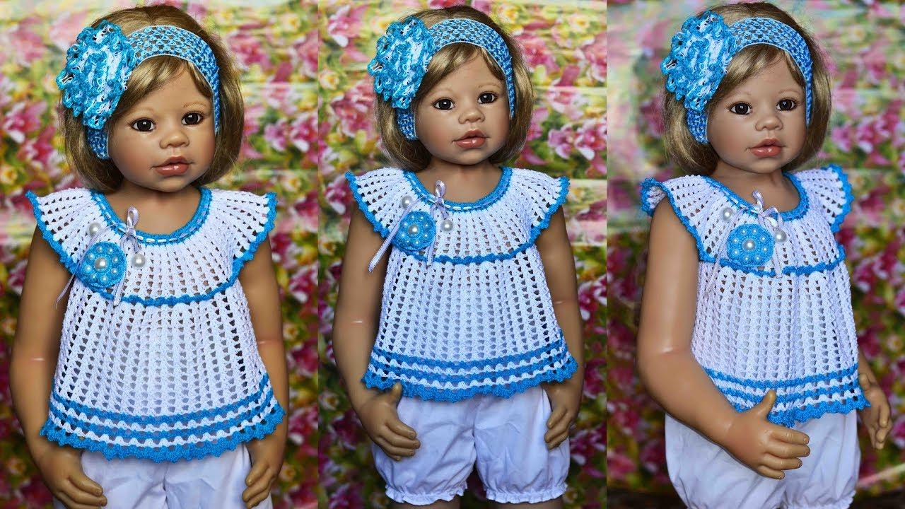 Описание и мастер классы по вязанию платьев, сарафанов и туник для девочек