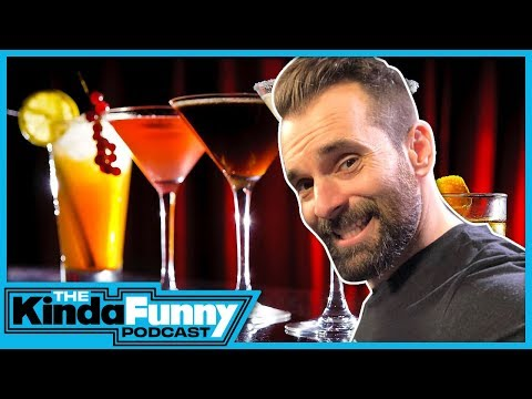 You Can Never Trust Nick With Alcohol - Kinda Funny Podcast (Ep. 42)