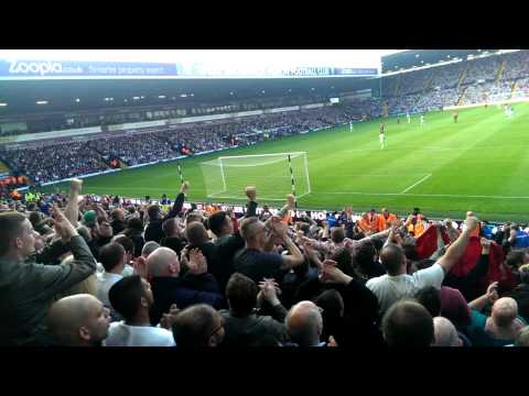 Man utd fans - new David moyes song at west brom