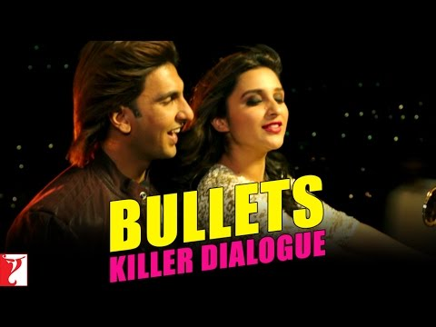 Killer Dialogue 6 - BULLETS - Kill Dil