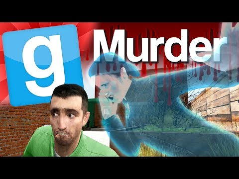 GMod Murder - 1 800 Ghost Tips