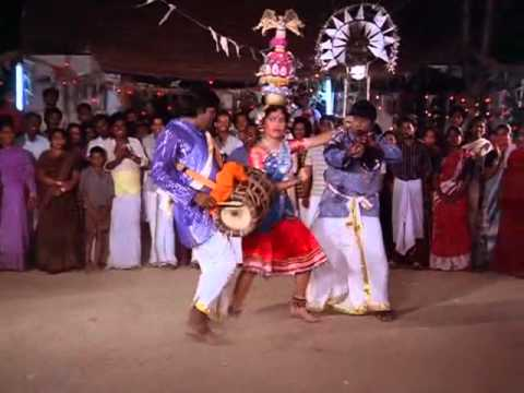 Maankuyile Poonkuyile (solo) karakattakaran [tamil Movie Song] video