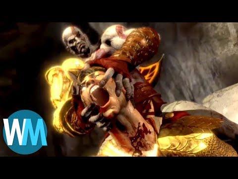 Top 10 des ''KILLS'' les plus FOUS de GOD OF WAR !
