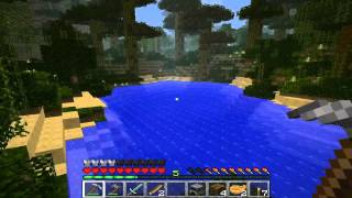 Minecraft: Gameplay ita Sopravvivenza Parte #2 (Little Jungle)