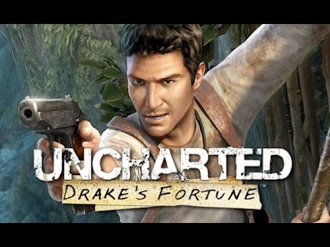 Uncharted: Drake's Fortune All Cutscenes (Nathan Drake Collection) Game Movie 1080p 60FPS