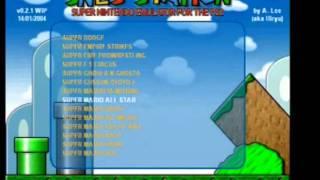 Jogos do Super Nintendo No Playstation2