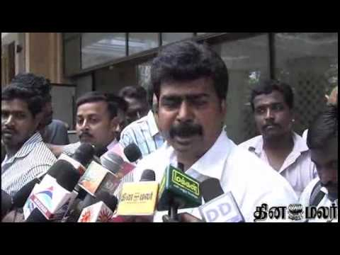 Election Commissioner Meets Political Parties In Tamilnadu - Dinamalar April 12th News video