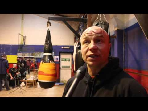 JON THAXTON LOOKS BACK AT HIS CLASH WITH RICKY HATTON & ON WHY HIS DAUGHTER ASKED HIM FOR £4,500!