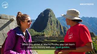 Travelling to Machu Picchu with Intrepid Travel
