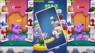 My Talking Tom 2 - NEW UPDATE 2018 #4 - Android Gameplay