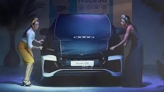 Presentación Nuevo Audi Q8 Nucesa