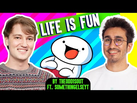 TheOdd1sOut Performs Life is Fun at VidCon Australia ft SomethingElseYT