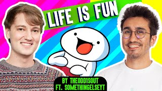 "TheOdd1sOut Performs ""Life is Fun"" at VidCon Australia ft. SomethingElseYT"