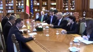 Premierul Victor Ponta s-a întâlnit cu Neven Mimica, comisar european