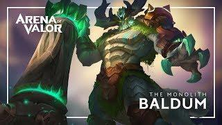 Baldum: Hero Spotlight   Gameplay - Arena of Valor