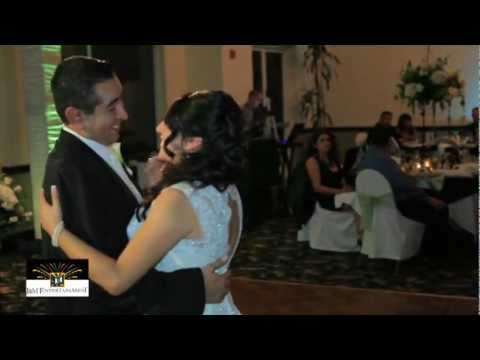 Dominic & Vanessa's wedding highlights- HD video