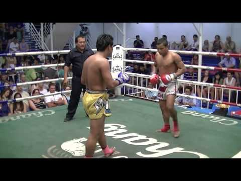 Deachkalon Sumalee Boxing Gym VS Thaweesaklek Lion Muay Thai