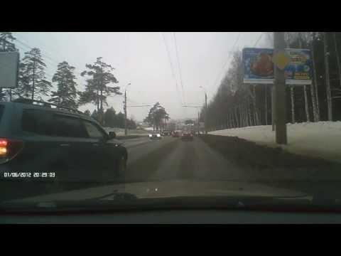 ДТП Ижевск Орджоникидзе Ракетная 26 12 2013