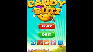 Candy Blitz Android GamePlay