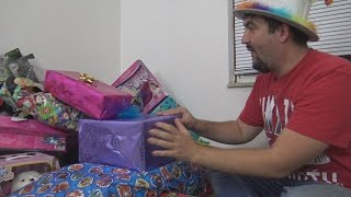 NEW!!!!!A LOT OF CANDY , A LOT OF PRESENTS , NEW!!!!!!!!