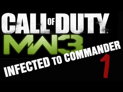 Infected to Commander - MW3 Multiplayer by TheRelaxingEnd