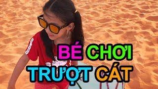 Bé Chơi Cầu Trượt ♥♥♥ | Trò Chơi Trẻ Em♫♫♫ | Bé Đi Chơi Công Viên